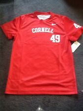 nike youth cornell lacrosse jersey sublimated