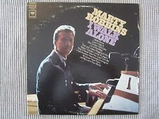 MARTY ROBBINS ~ I WALK ALONE  VINYL RECORD LP / 1968