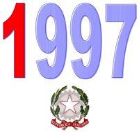 ITALIA Repubblica 1997 Singolo Annata Completa integri MNH ** Tutte le emissioni