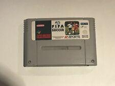 Nintendo Snes - Fifa International Soccer - Cartouche en loose