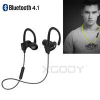 Wireless Bluetooth Headset Sport Stereo Headphone Earphone Earbud for Nokia LG