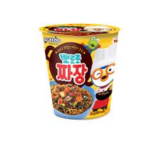Pororo Korean Kids Paldo Jjajangmen Instant Noodle Black Bean Noodle Korean Food