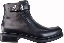 New Authentic $860 Cesare Paciotti US 8.5 Ankle Boots Italian Designer Shoes