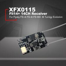 Fli14+ 14CH Receiver with PA OSD RSSI for Flysky FS-i4 FS-i6 FS-I6X FS-i6S at
