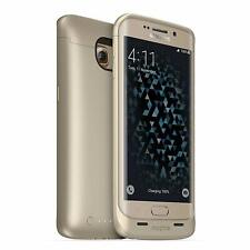 mophie Juice Pack Battery Case for Samsung Galaxy S6 EDGE (3,300mAh) - Gold