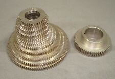 Change Gear Set for Watchmakers Lathe Screw Cutting Attachment, short drive gear