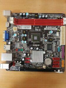 AMD Embedded Bobcat - Biostar A68i 350 Deluxe Mini-ITX motherboard combo
