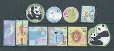 Japan - Animals 1 - y82 - Complete Used