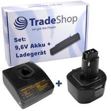 2x Batterie pour Dewalt 9,6 V 3000 mAh Ni-MH pour dw-626k2 dw-902 dw-926 dw-926k