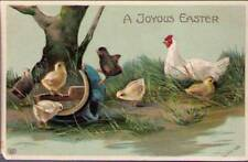 (q34) Postcard: Easter Greetings