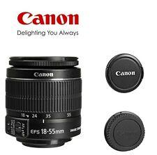 NEW Canon EFS 18-55mm 3.5-5.6 IS II Lens 2042B002 70D 40D 50D 60D T3i T5i T6i T3