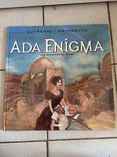 GLENAT  EO   / ADA ENIGMA /  LES sPECTRES DU CAIRE  / DUTREUIL - MAINGOVAL