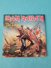 """IRON MAIDEN - THE TROOPER / FLIGHT OF ICARUS  """"FIRST 10 YEARS CD  1990  / Used"""