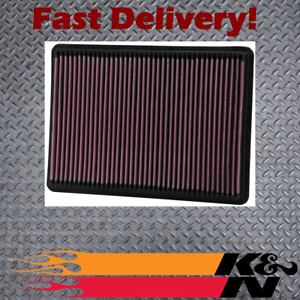K&N 33-2233 Air Filter suits Jeep Commander XH EZB (5.7 Litre) Hemi