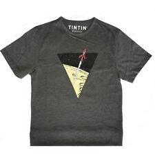 Tintin Rocket t-shirt  LARGE Official Tintin Product Moulinsart