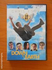 DVD DOWN TO EARTH (DE VUELTA A LA TIERRA) - CHRIS ROCK (N4)