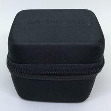 watch case Black Zip Up Breitling Watch travel storage watch box