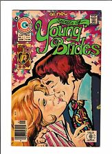 """SECRETS OF YOUNG BRIDES #6  [1976 FN]  """"THE MOST LIKELY TO SUCCEED"""""""