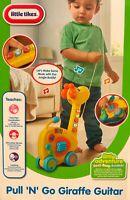 Little Tikes Educational Toddler Toy Pull 'N' Go Musical Giraffe Guitar 18M+
