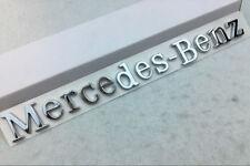 Car Decal Badge Rear Emblem Stickers Accessories Logo Fit For Mercedes-Benz