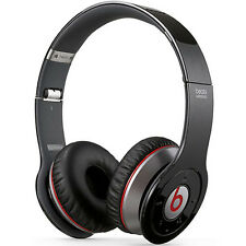 NEW BEATS BY DR DRE WIRELESS BLUETOOTH HEADPHONES ON-EAR HEADBAND SOLO - BLACK