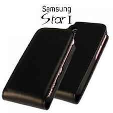 Handy Tasche Etui Hülle Samsung S5230 S5233 Star Cliptasche Flipstyle Case Neu