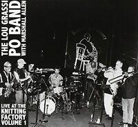 The Lou Grassi Po Band & Marshal... - The Lou Grassi Po Band & Marsha... CD T0VG