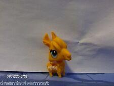 Littlest Pet Shop -Orange Llama~ Candy Swirl Blind Bag Set #3320