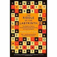 Riddle of the Labyrinth: The Quest to Crack an Ancient Code and the-ExLibrary