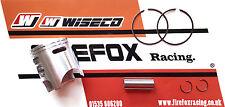KAWASAKI KX80 KX 80 1986 1987 48.00mm perçage Wiseco Kit piston