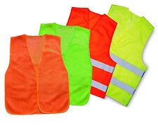 General Purpose Flourescent Color Mesh Construction Working Traffic Safety Vest