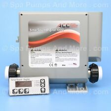 Outdoor Spa Control Hot Tub Heater Controller Pack SMTD1000 Big Topside  ACC