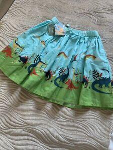 Frugi Dinosaur Skirt 6-7