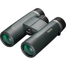 Pentax 8x 36 A-Series AD WP Compact Binoculars-Olive Green