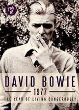David Bowie - 1977 (2DVD BOX SET) [NTSC] [DVD][Region 2]