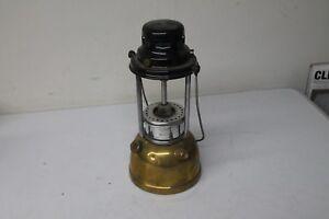 Vapalux Willis Bates Vintage Kerosene Table Lamp Lantern 1973 21C 129-6558