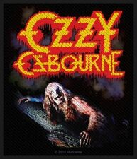 OZZY OSBOURNE - Patch Aufnäher - Bark at the moon 8x10cm