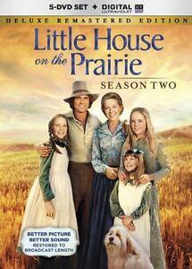 Little House on the Prairie - Season 2 (DVD, 2014, 6-Disc Set, Includes...