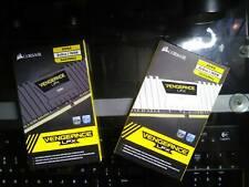 2 New Corsair DDR4 2x8GB/16GB-3000MHz Ram Kits - 32GB in total