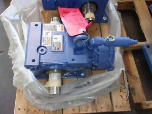 NEW SUMITOMO LHH-4A115TK-K2-28 SPEED 5hp 1750 RPM REDUCER GEAR BOX 28:1 PA189911