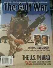 THE GULF WAR MAG. 25 YEARS DESERTS STORM/SHIELD BRAND NEW / SEALED IN PLASTIC