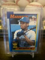 Ken Griffey Jr. #336 (1990 Topps) All Star Rookie, Bloody Scar Error Card, HOF