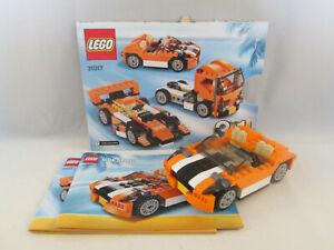 Lego Creator - 31017 Sunset Speeder 3 in 1 Traffic Model