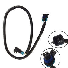 "New 4 Pin 12"" Oxygen Sensor Extension Wire Harness Black Square For LS1 Camaro"