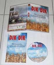 Dvd I DIK DIK Sognando l'isola di Wight – PERFETTO 40° ANNIVERSARIO