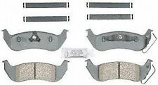 ACDelco 17D1040ACH Rear Ceramic Brake Pads