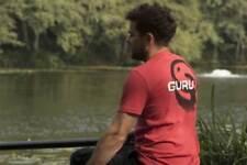 Camisas y camisetas de pesca en rojo