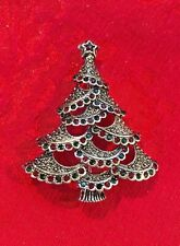 New Collectible Avon Christmas Tree Pin Brooch 2018