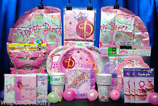 Princess Party Set # 25 Princesses Party Supplies Set for 24 Guests