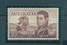 NAVIGATORI - NAVIGATORS OF THE PAST AUSTRALIA 1963 Common St. Pre Decimal Flind